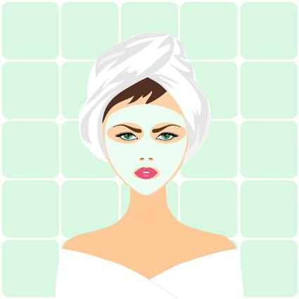 Beauty Benefits of Eggs-face-mask-peel-off-diy