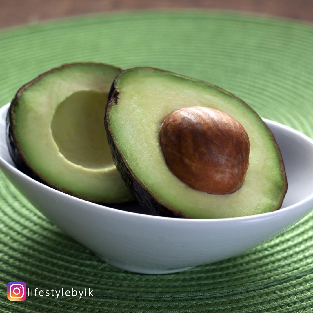 best fruits for skin avocado