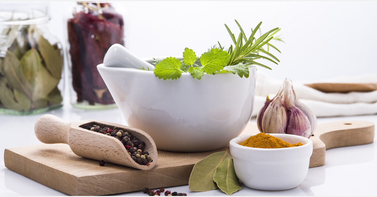 The 7 Best Ayurvedic Herbs with Amazing Health Benefits
