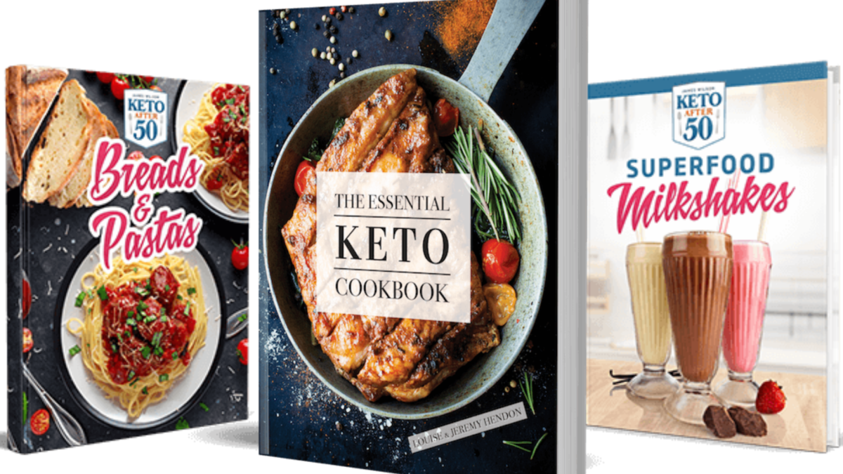 6 Best Selling Keto Cookbooks of the Year, According to Experts