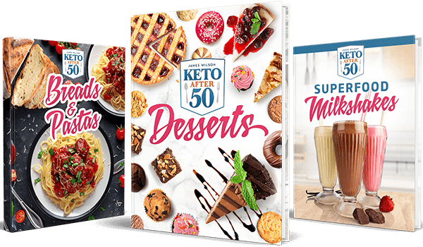 Keto Cookbooks Bundle - Lifestyle by IK