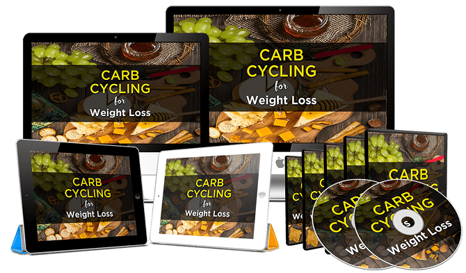 carb cycling for weight loss keto cookery books2