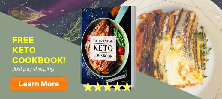 Free Essential Keto Cookbook