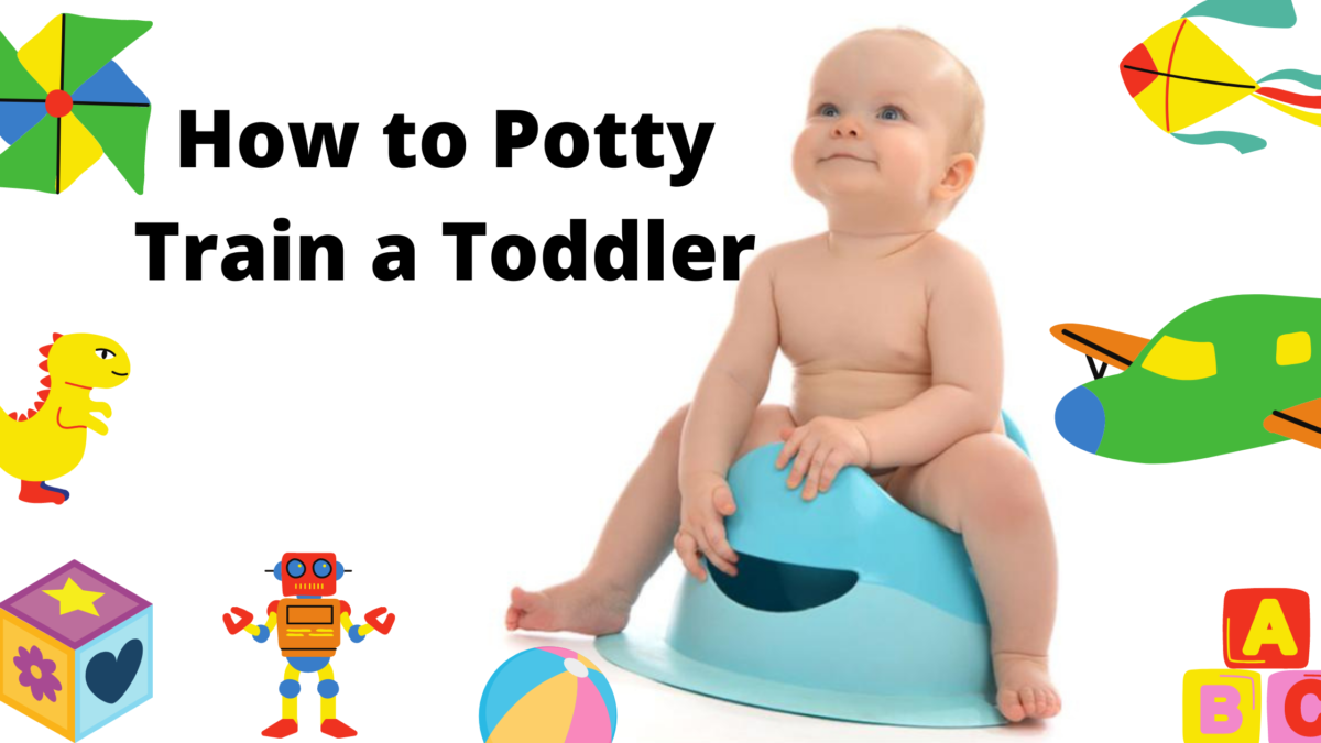How to Potty Train a Toddler | Potty Training 3 Day Method