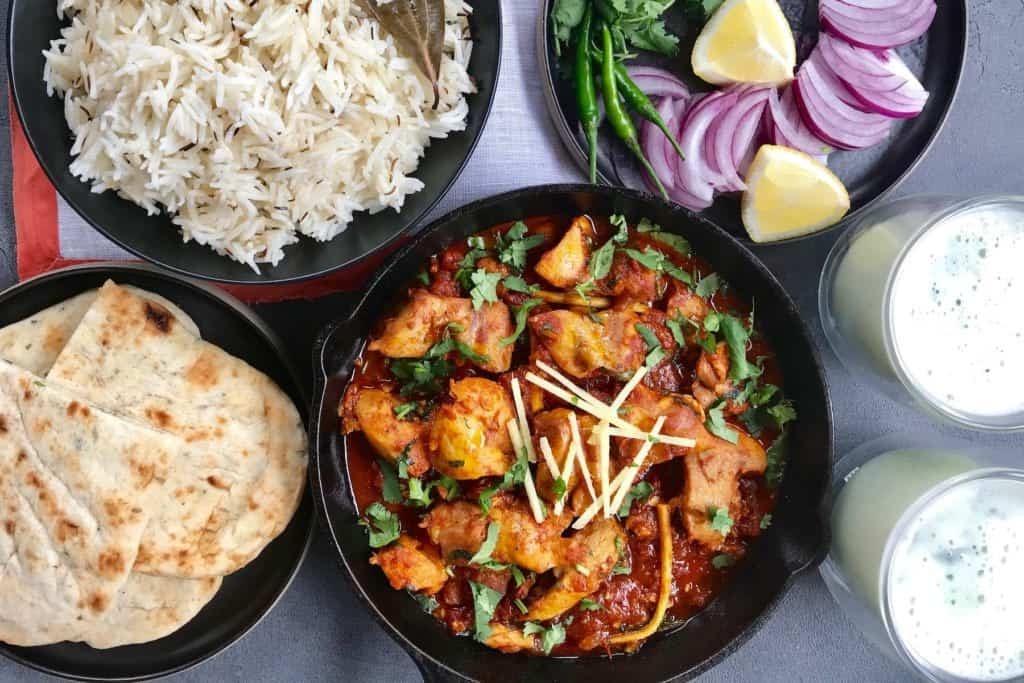 chicken karahi recipe pakistan indian