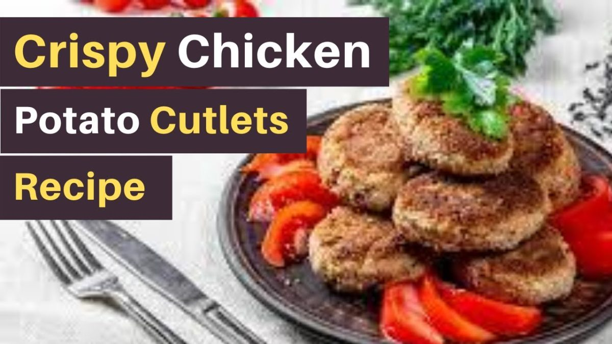 How to Make Chicken Cutlets | Recipe Video | Lifestyle by IK