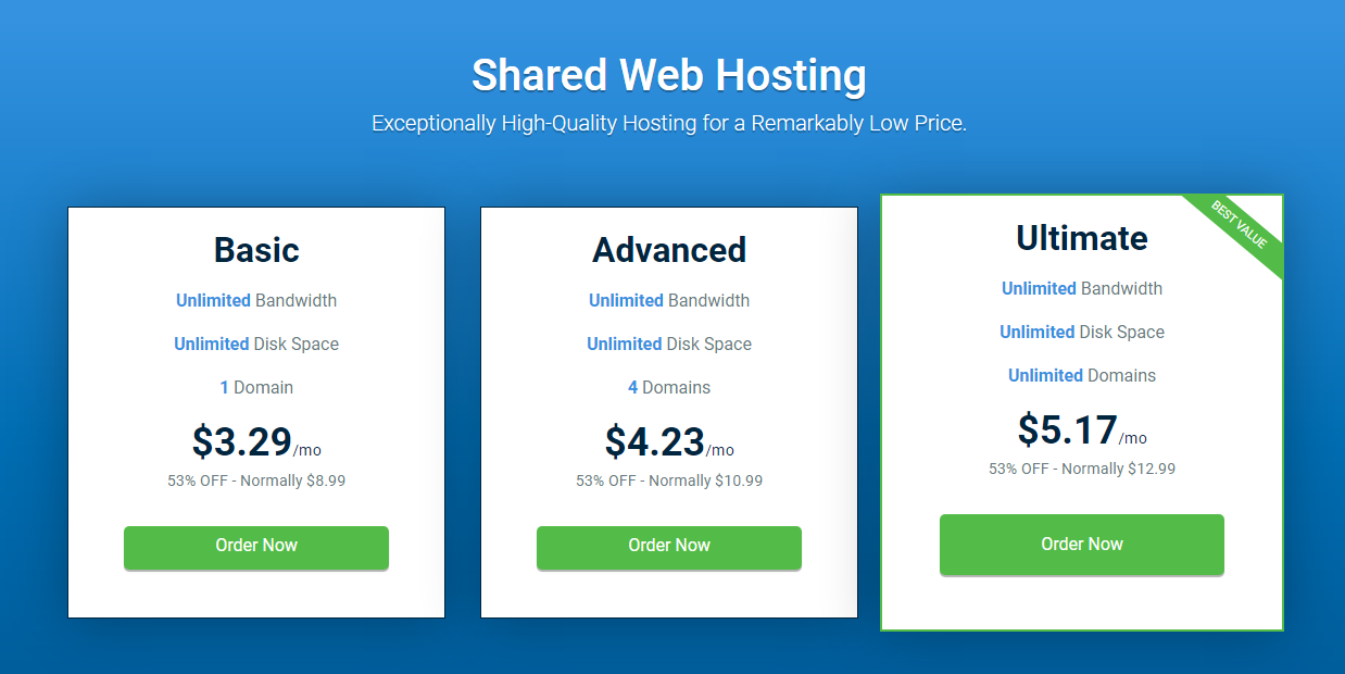hostwind-shared-web-hosting