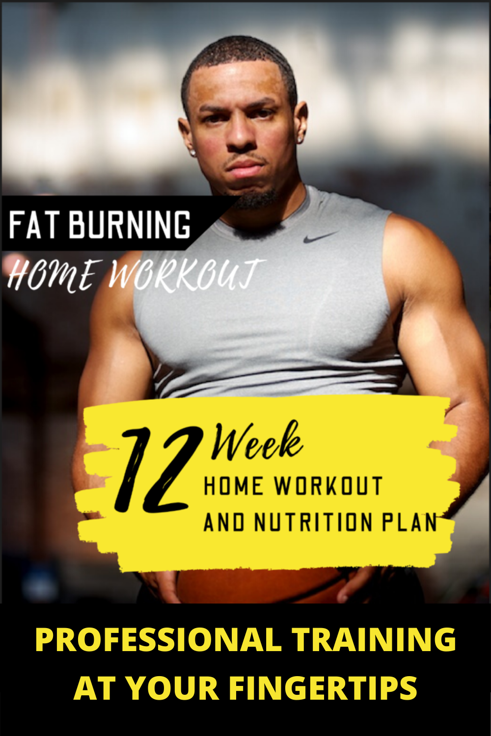 fitness training workouts at home