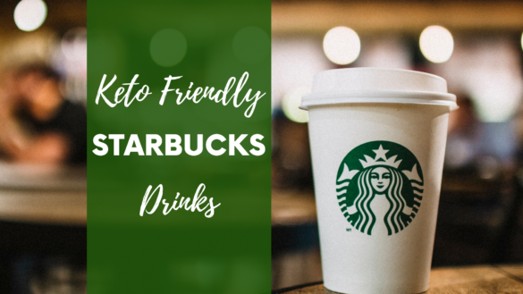 keto-friendly starbucks drinks featured