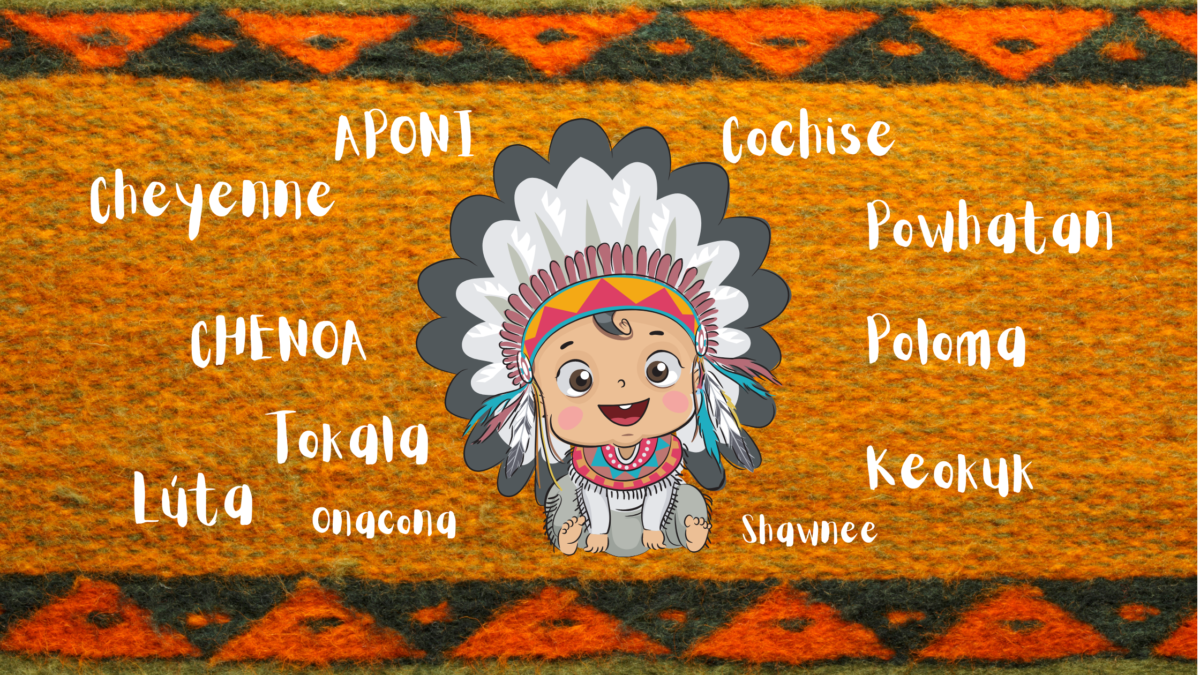 433 Native American Baby Name List with Meanings   Boys & Girls