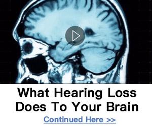 Hearing Loss and Brain